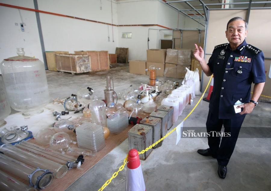 War on drugs: Well-trained law enforcement officers vital