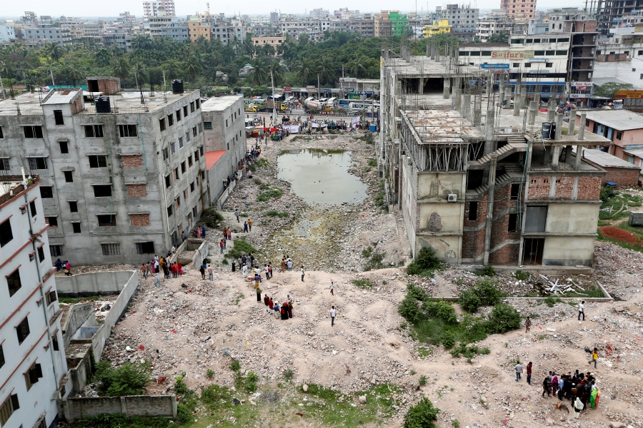 Bangladesh Rana Plaza rescue hero commits suicide | New