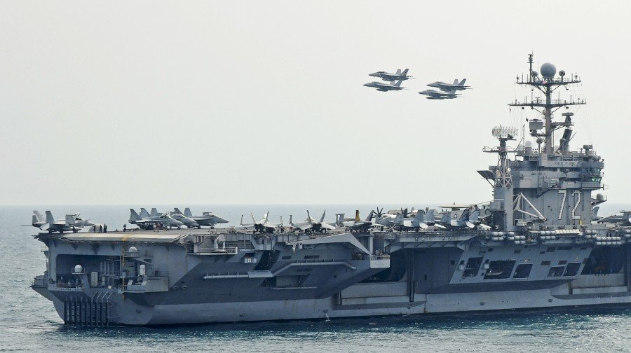 Iran dismisses US naval deployment as old news | New Straits