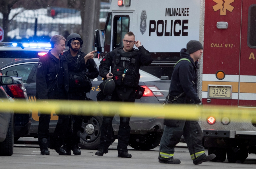 Seven Reported Dead in Shooting at Milwaukee Brewery Campus