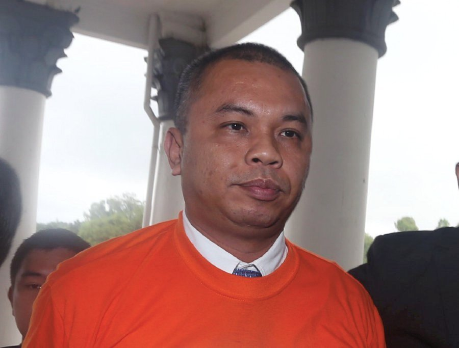File Pix Property Consultant Amir Shariffuddin Abd Raub Has Lodged A Police Report Over The Spread Of Malaysian Anti Corruption Commission MACC