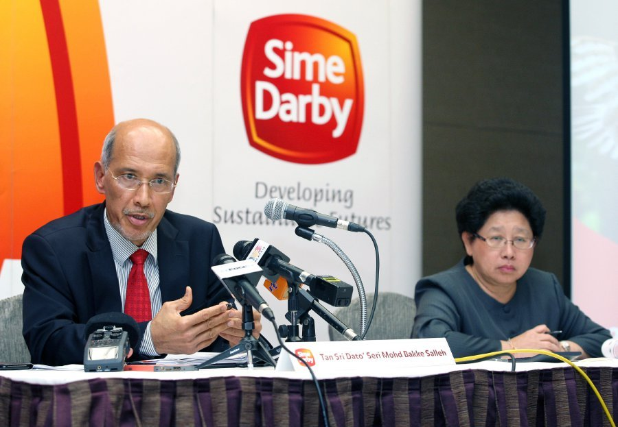 Sime Darby Q3 profit rises on plantation, auto gains
