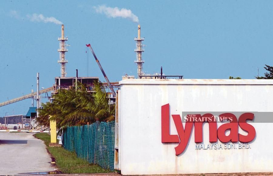 While in the process of reaching nameplate capacity in 2013, Lynas went through one organisational restructuring plan. The company's intent was to maximise its workforce capabilities to generate positive output. - NSTP file pic