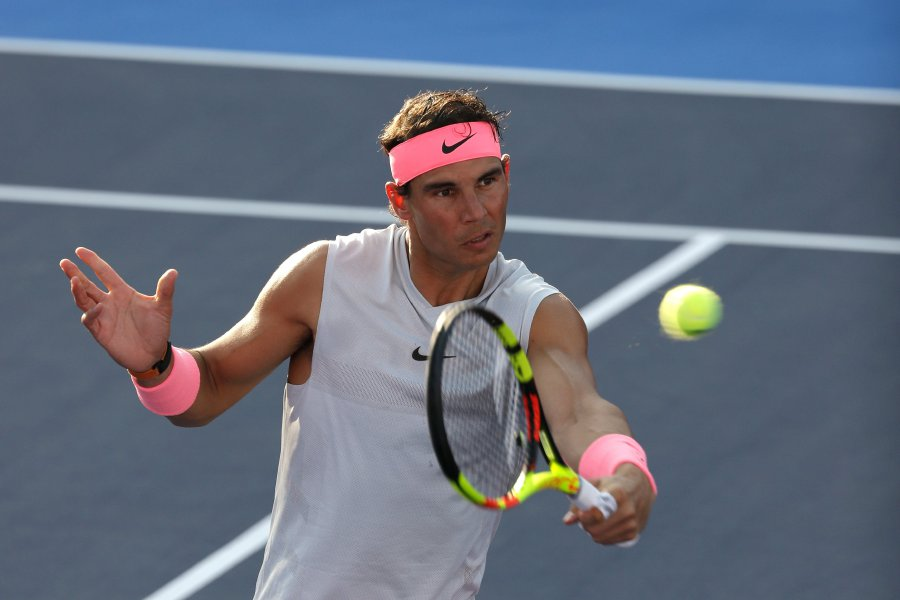 4d7f9e7f World number two Rafael Nadal pulled out of the Mexican Open on Tuesday,  cutting short his comeback from a hip injury when the problem flared up  again.
