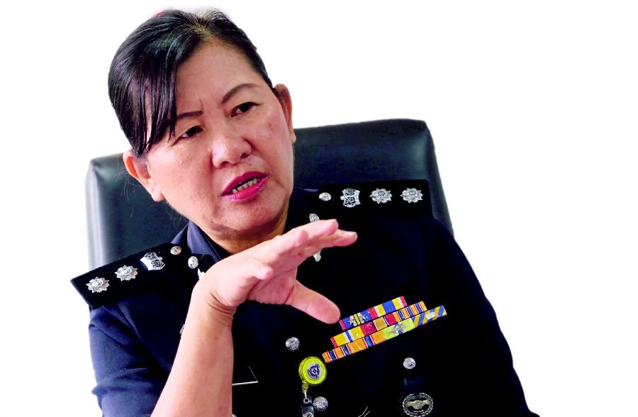 Assistant Commissioner Ong Chin Lan (File pix)