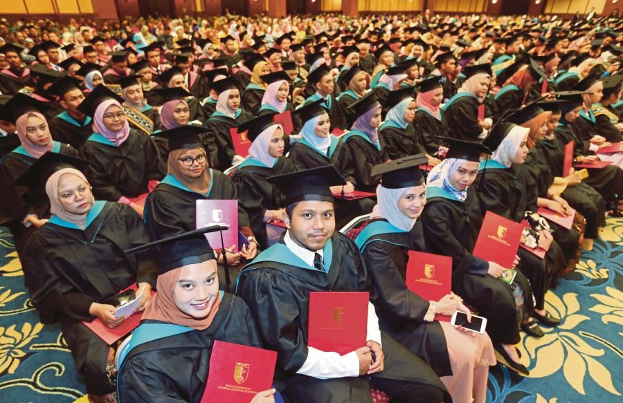 'Sejahtera' was first mooted in Malaysian public universities to empower the campus community.FILE Pic