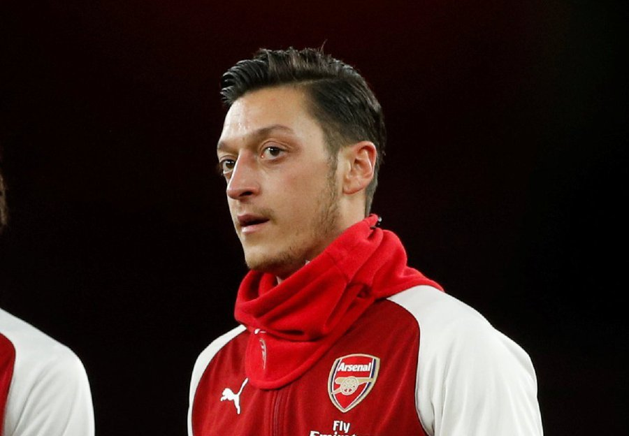 Ozil Becomes Highest Paid Arsenal Player New Straits Times