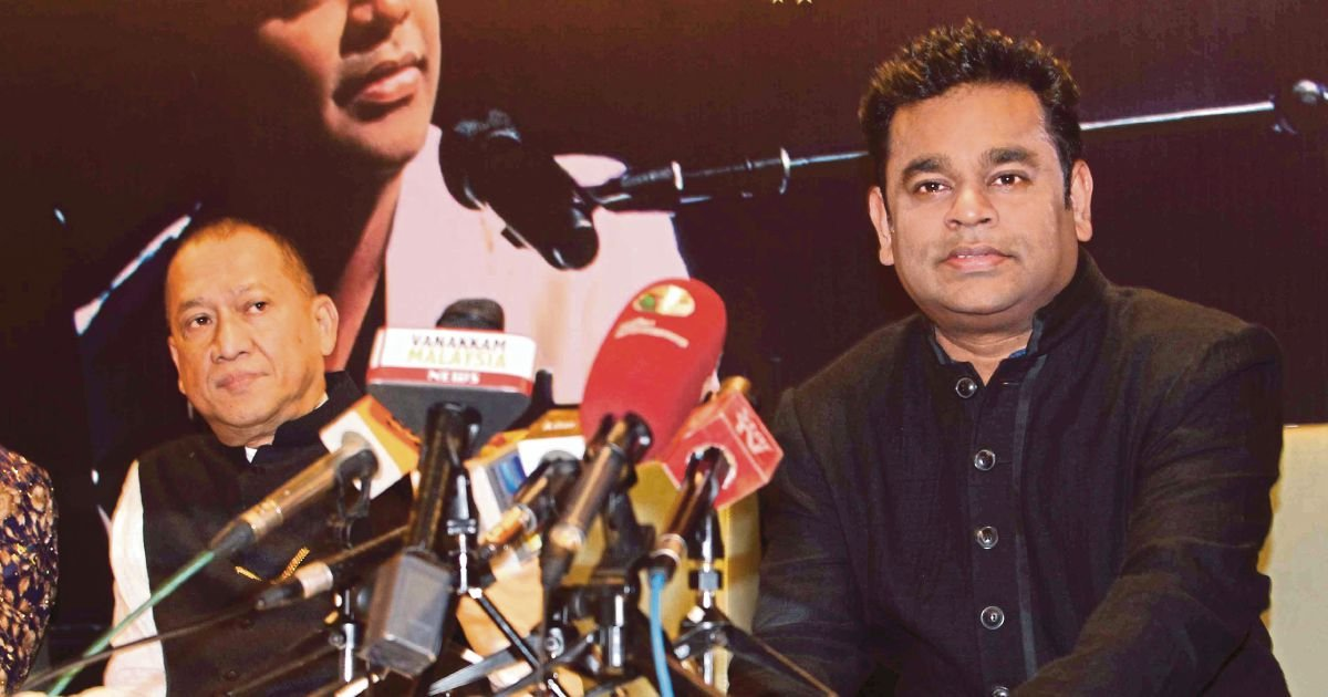 A R  Rahman celebrates 25 years of music in One Heart
