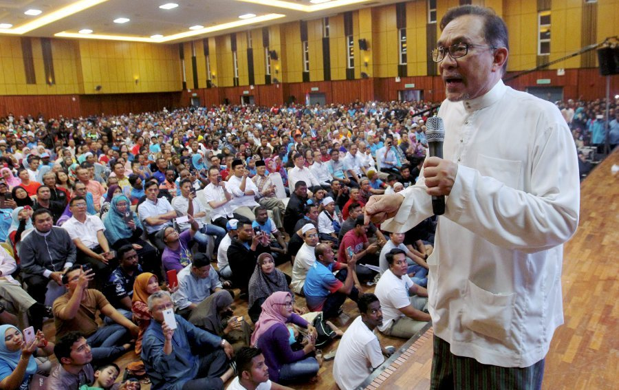 Australia 'complicit' in Malaysia corruption: Anwar