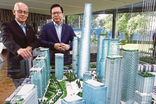 Mulia Targets 2018 Completion New Straits Times
