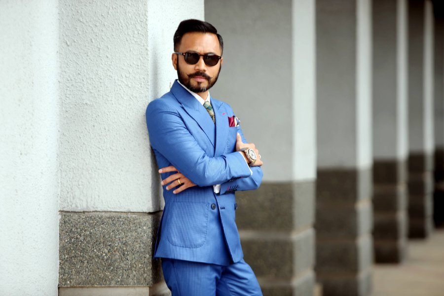 Fashion Personality Wak Doyok Offered Rm1 Mil To Shave Off