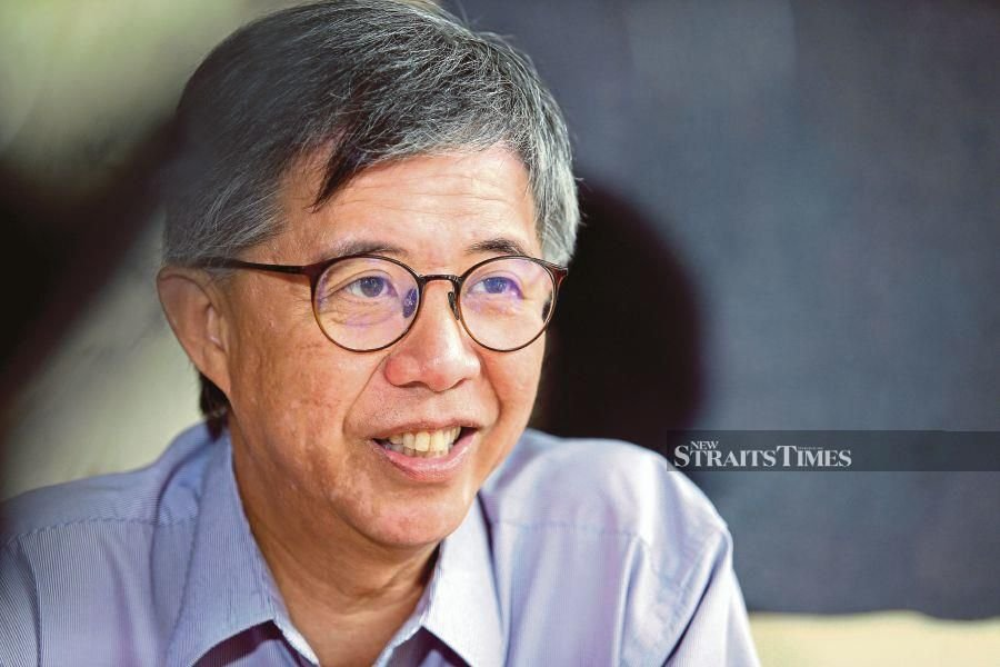 An old hand in politics, Tian Chua had been among the first to witness the fall of Datuk Seri Anwar Ibrahim in Barisan Nasional 20 years ago. FILE PIC