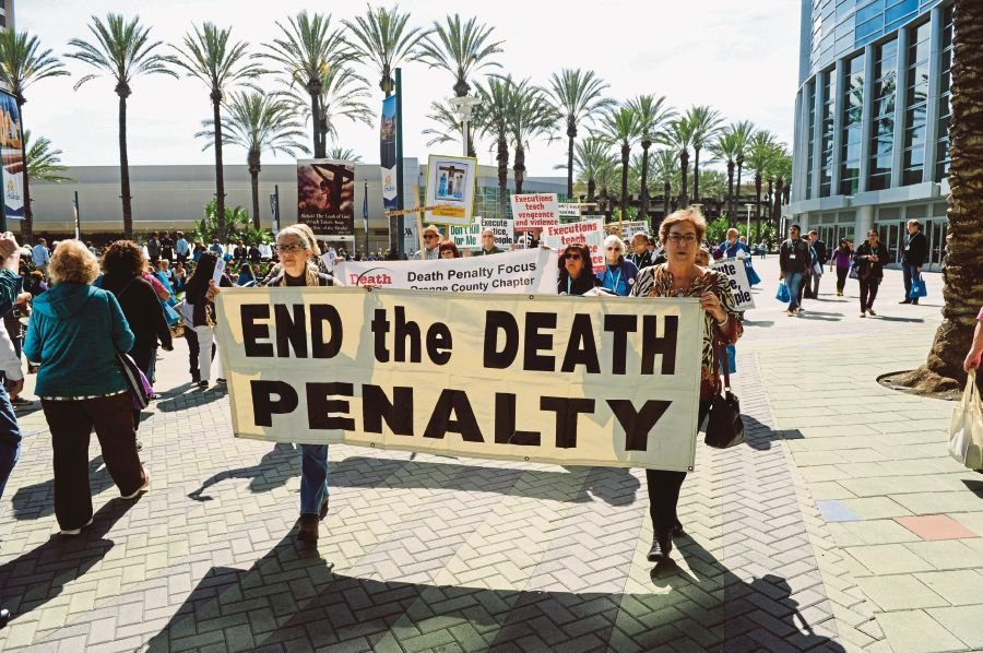The proponents of the death penalty draw attention to the need to protect society from serious crimes and the predicament faced by the victims and family members of murdered victims. The opponents, however, argue that there is no proof the death penalty is an effective deterrent. FILE PIC