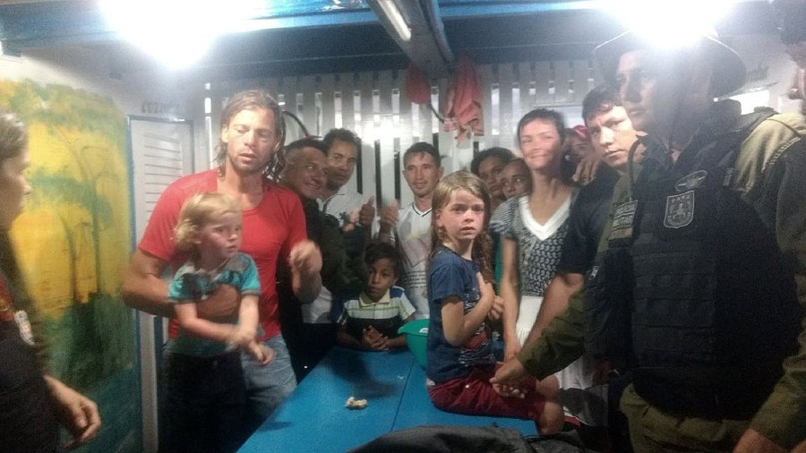 Missing US travel-blogger family found alive in Brazil | New