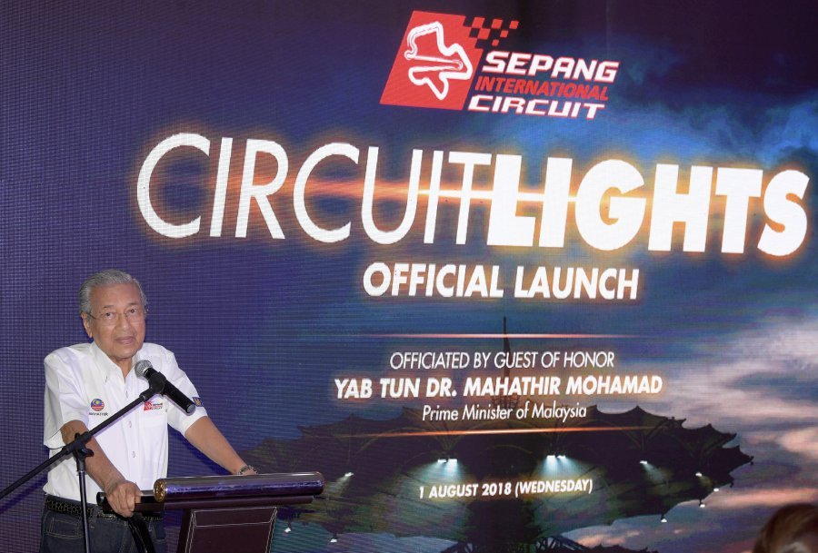 Will F1 return to Malaysian shores? | New Straits Times