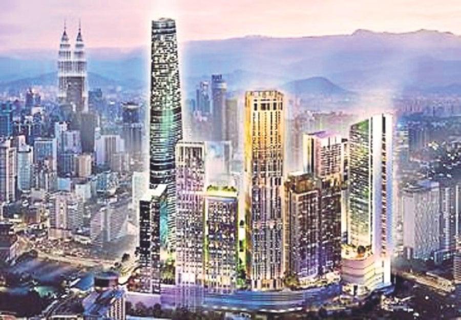 Putra Perdana Construction Sdn Bhd (PPC) is constructing the main building works of the Bukit Bintang City Centre Parcel 2. PPC PIX