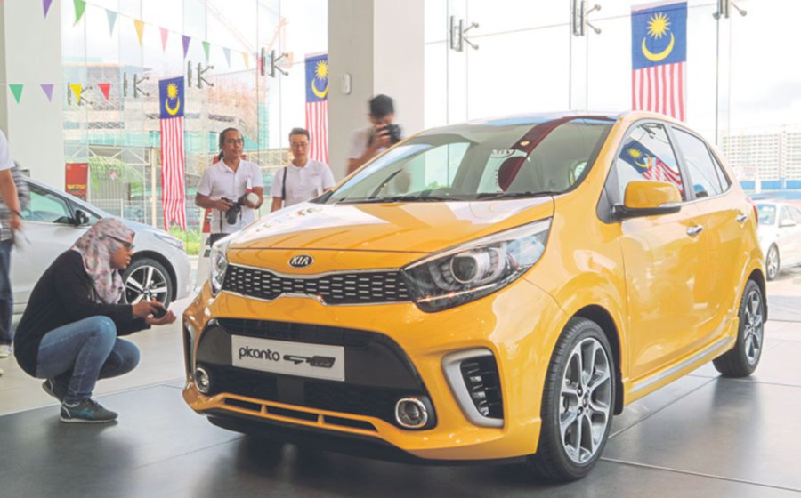 new kia picanto previewed | new straits times | malaysia general