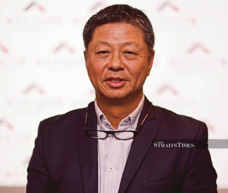 Centurion Corp Ltd executive director and chief operating officer of accommodation business, Kelvin Teo.