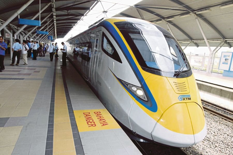 nine new ets trains purchased ready roll in november new straits