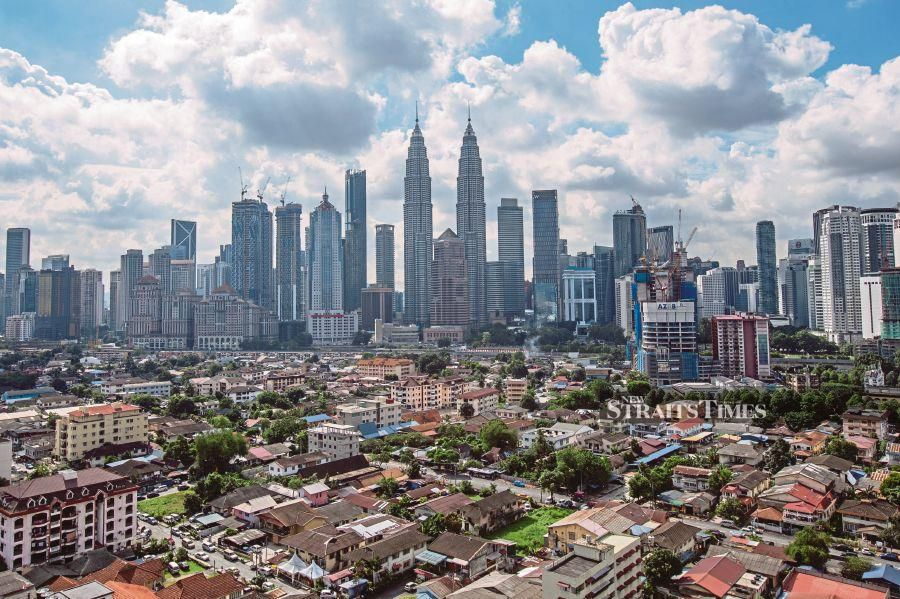 Although Malaysia has prospered since 1970 with its GNI per capita rising to more than RM3,800 per month it still needs to raise its poverty line income. FILE PIC