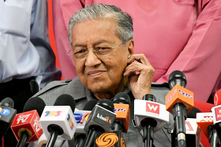 Prime Minister Tun Dr Mahathir Mohamad had announced on June 1, the formation of the National Centre for Governance, Integrity and Anti-Corruption (GIACC). AFP