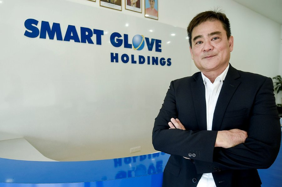 Smart Glove Corp Sdn Bhd executive chairman Foo Khon Pu says as the medical glove industry moves up the value chain, manufacturers will have to 'sell better and not just sell more'. Pix by Muhammad Sulaiman
