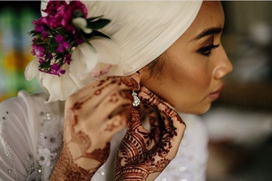 Ditch The Hair Dye And Switch To Henna New Straits Times
