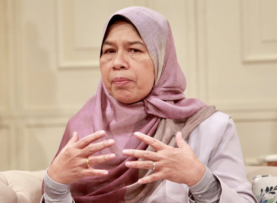 Image result for zuraida kamaruddin
