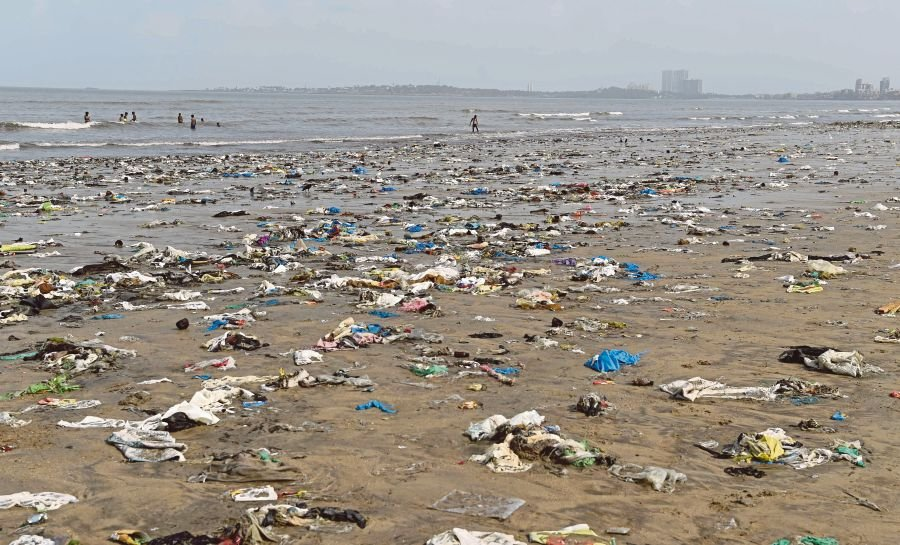 Campaign against plastic pollution from Jun 4