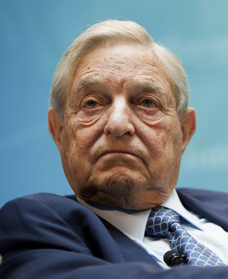 Petition asks White House to declare Soros a terrorist