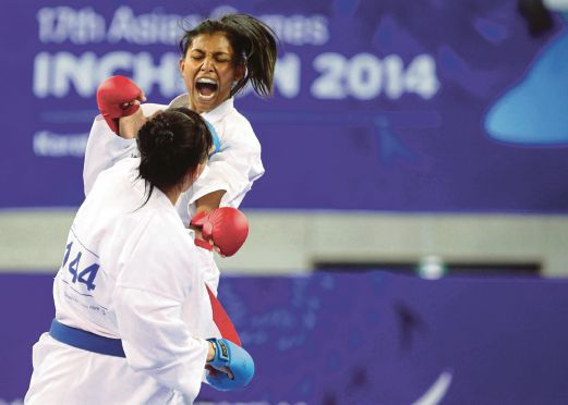 d37869467f0d (Karate) Four medal-finish still a possibility for Malaysia in World Karate  Championships