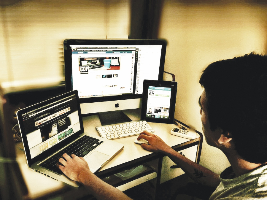 Content creators must be able to deliver on multiplatform channels.