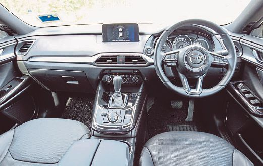 Mazda Cx 9 Versatile Beauty New Straits Times Malaysia General