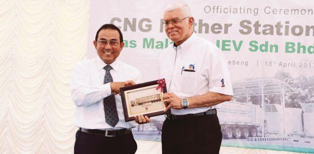 Gas Malaysia virtual pipeline goes online