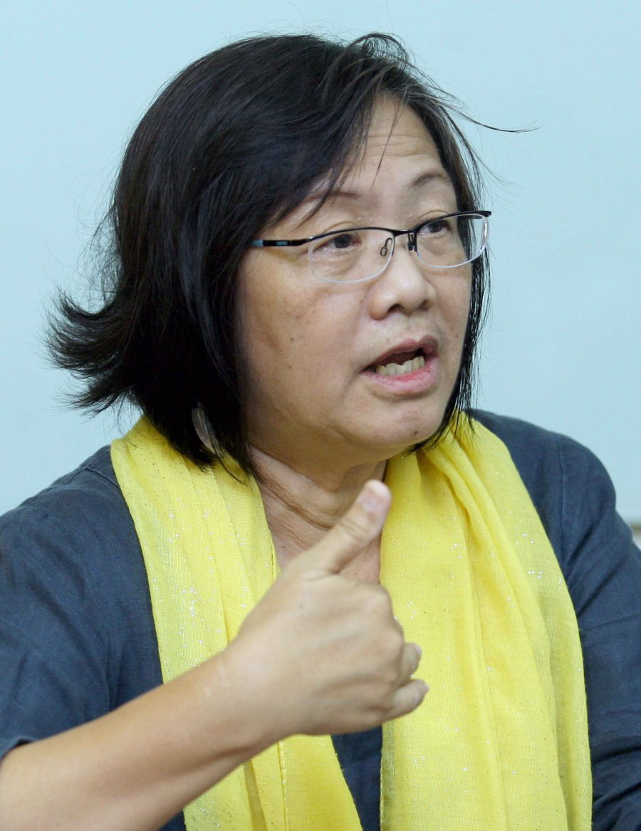 Maria Chin, two others recharged with unlawful assembly