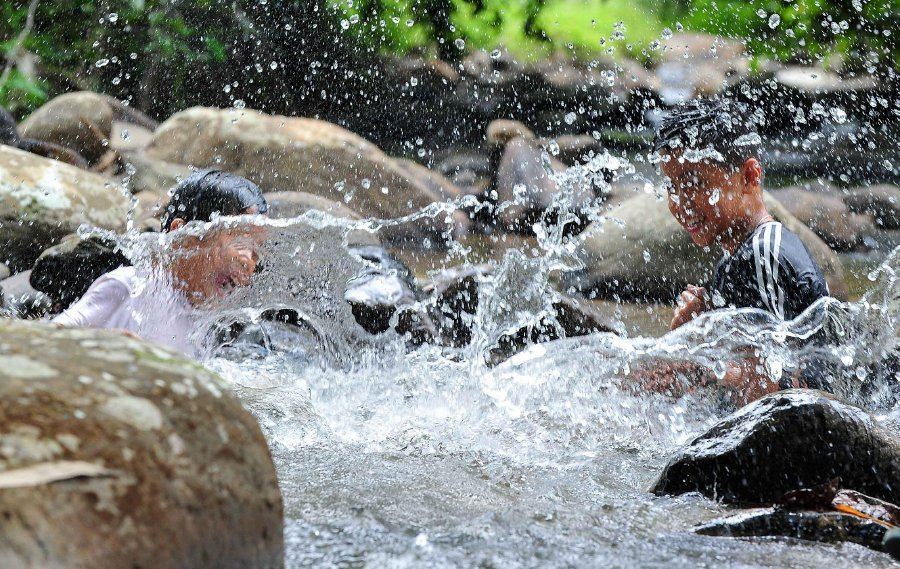Hot weather in Sabah to persist for another week | New