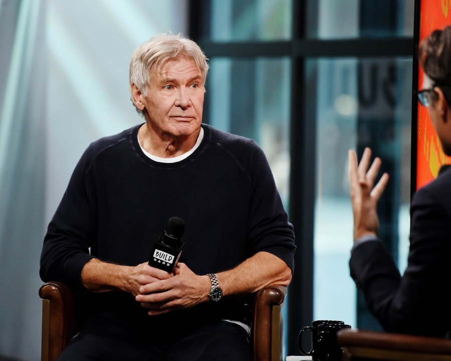 A Minute With: Harrison Ford, Ryan Gosling on 'Blade Runner 2049