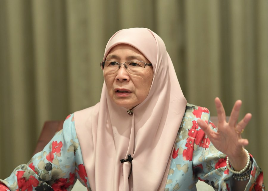 Image result for wan azizah wan ismail