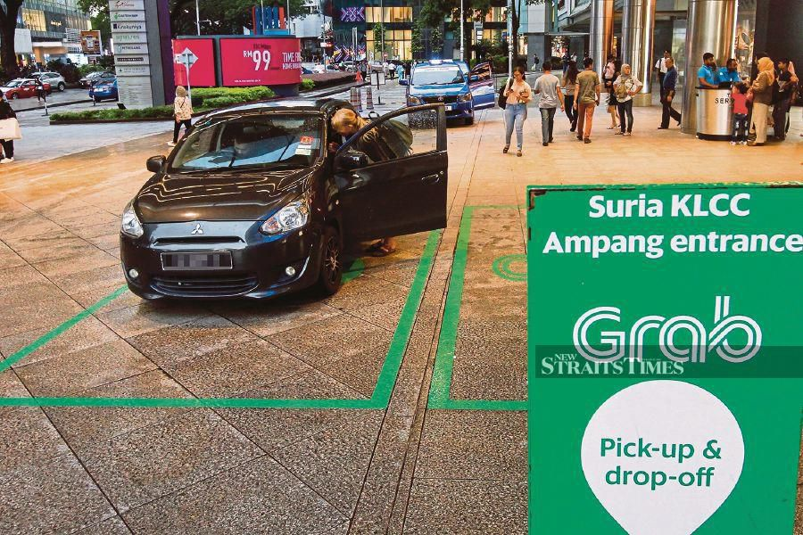 Cars used for e-hailing will also need to have a minimum three-star Asean NCAP rating (most local cars have four stars and above), and cars over three years old must be inspected at Puspakom for RM55.
