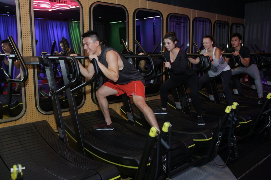 Fightingfit Hiit At Babel Fit New Straits Times