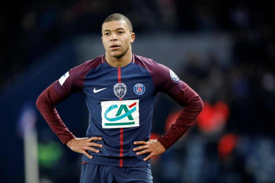In Owe in awe of ronaldo no more mbappe plots downfall straits