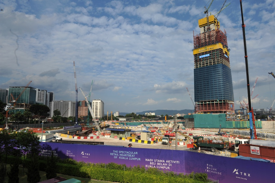 Mof To Jointly Develop Exhange 106 Tower At Trx With Mulia Group