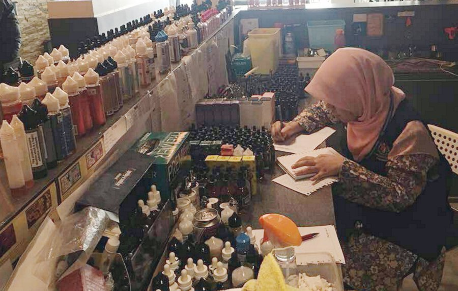 Health Ministry to go all out against traders selling