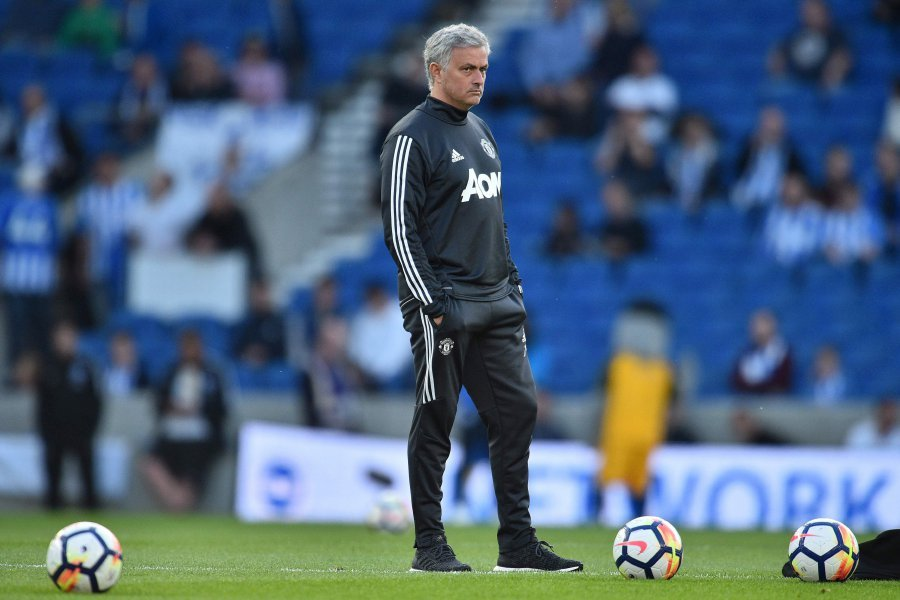 Jose Mourinho insists finishing second is