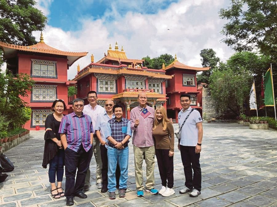 Lam Thye Peace Allows Us To Celebrate