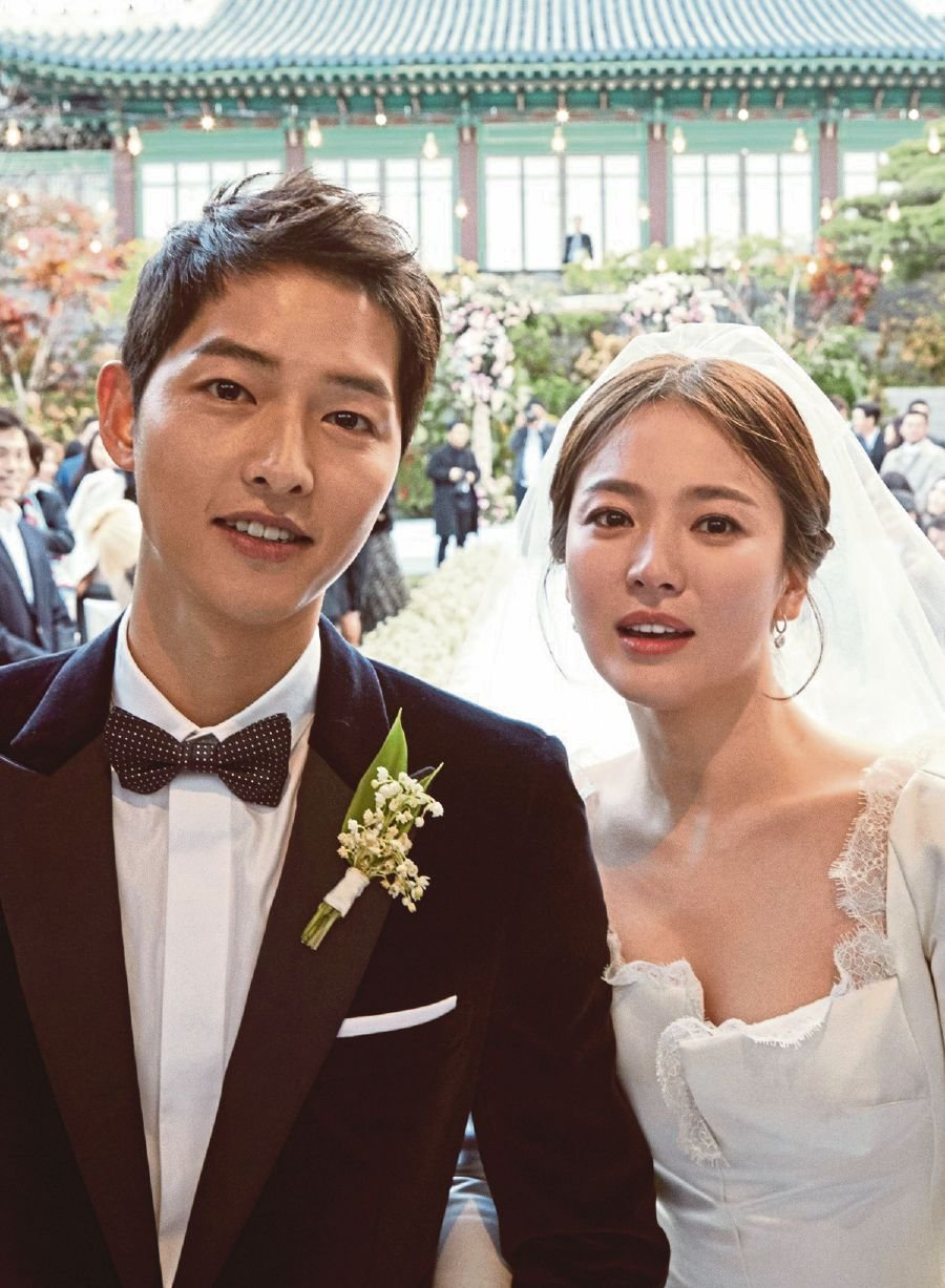 uproar over song hye kyo pregnancy rumour new straits times