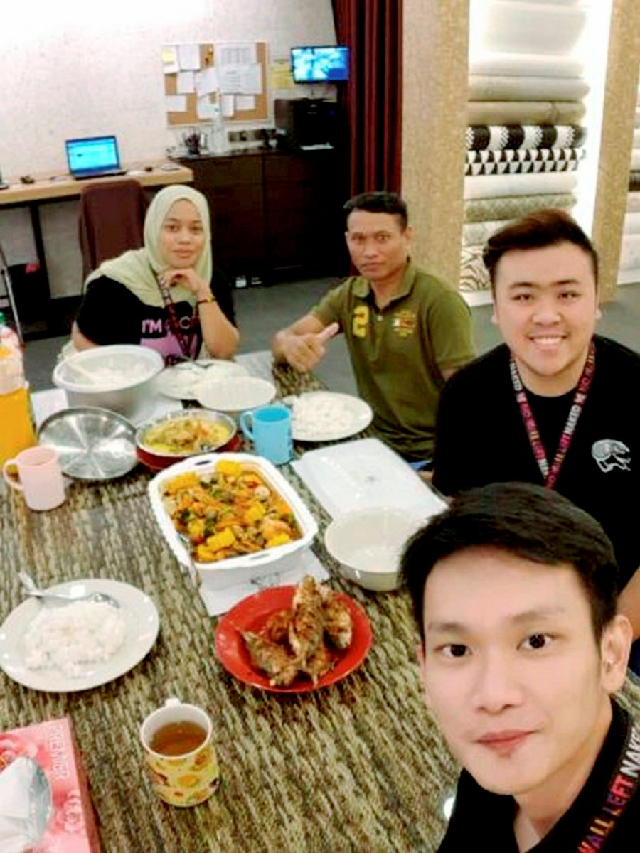 Ah Lu finds joy in fasting along with Muslim friends | New