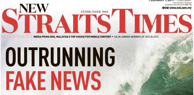 Here come the fake videos | New Straits Times | Malaysia
