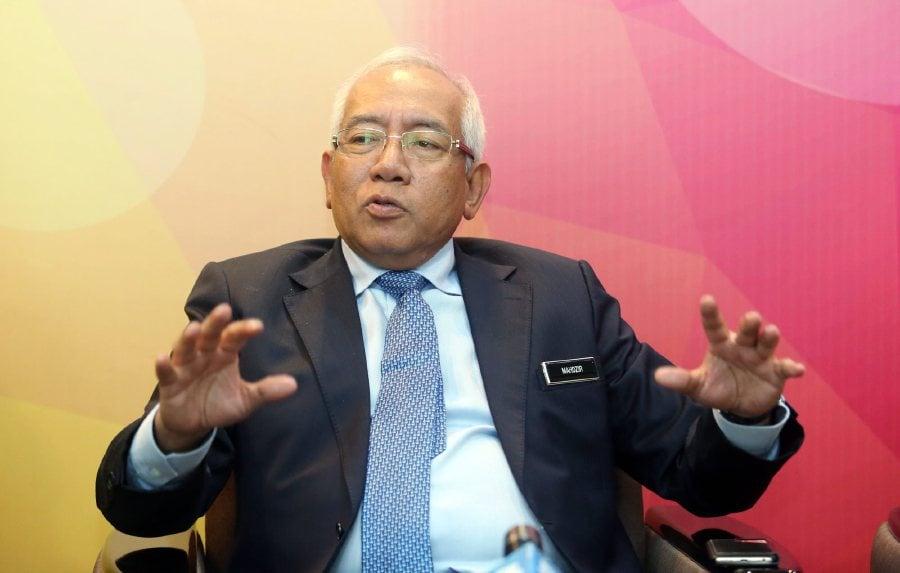 BM pass in SPM needed, says Ahmad Zahid