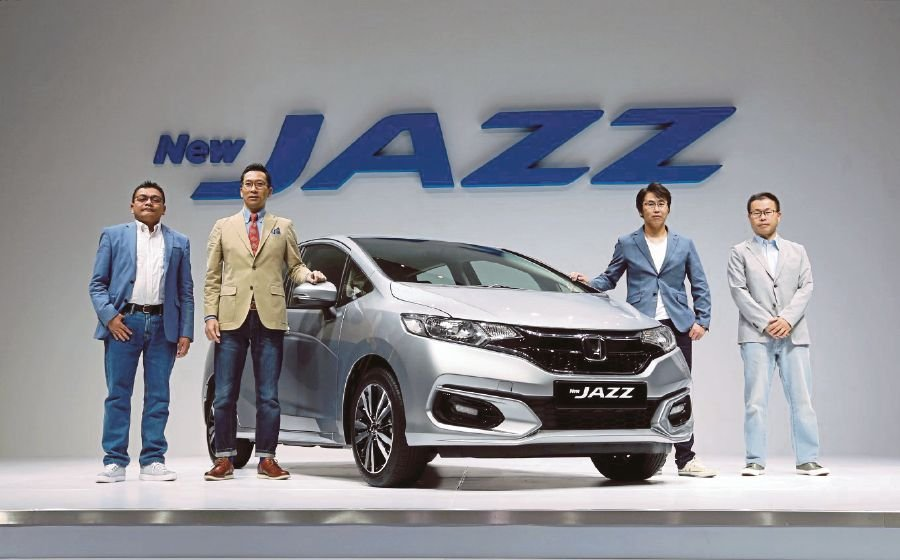 Honda Aims To Sell 1350 Jazz Units Monthly New Straits Times